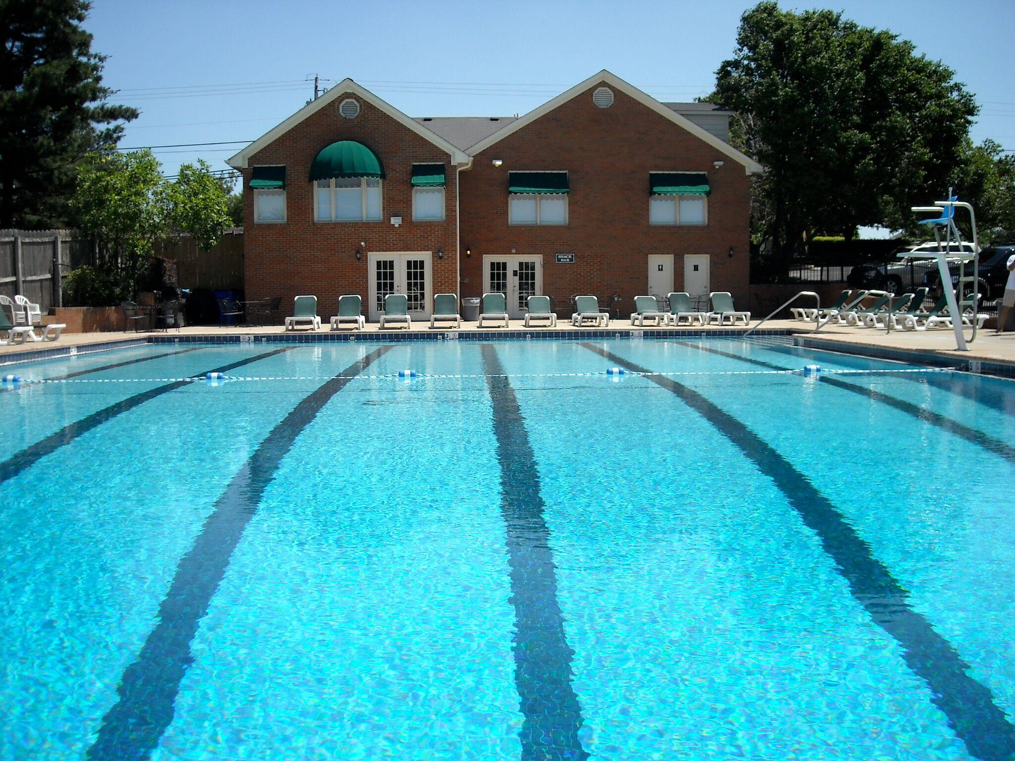 Cumberland Hill Pool